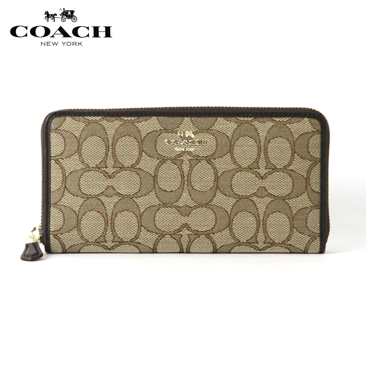 コーチ COACH 正規品 レディース 財布 WALLET F53539 IMC7C
