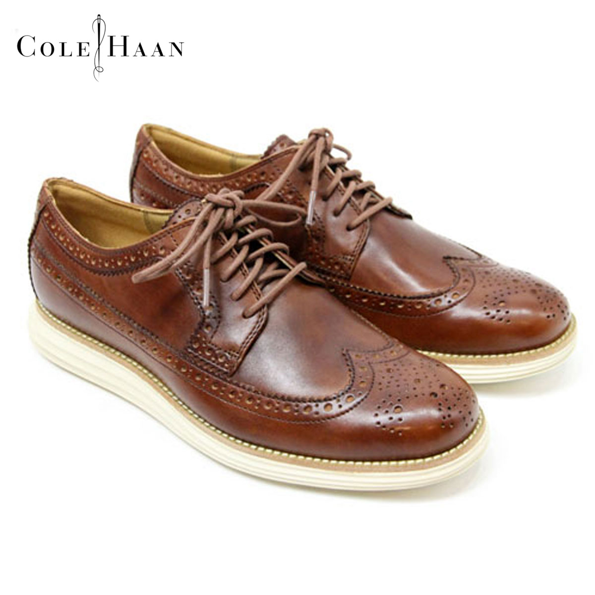 dc9d0b8f4a9226 Cole Haan COLE HAAN genuine dress shoes LUNARGRAND WING. 10P30Nov14 TIP  C13739 (WOODBURY)