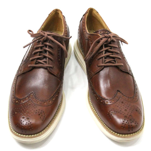 4c4523455 Cole Haan COLE HAAN genuine dress shoes LUNARGRAND WING. TIP C13739 ( WOODBURY)