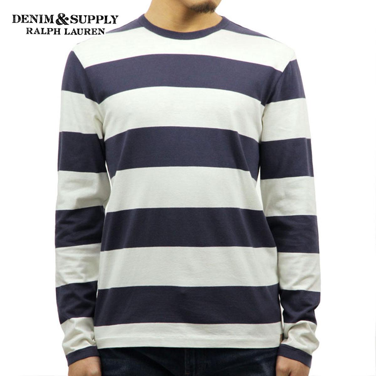 Lauren Cotton Sleeve Articleamp; Men's Regular Denim And T Ralph Tee Supply Striped Shirt Polo Sleeves Long NynOv8mw0
