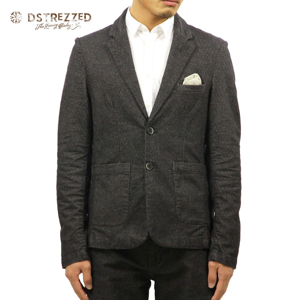ディストレス DSTREZZED 正規販売店 メンズ ジャケット Blazer Flannel check 111089 97 D00S20