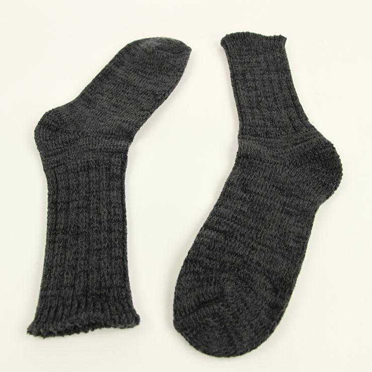 东床 EGTVED 袜子引导袜子黑色