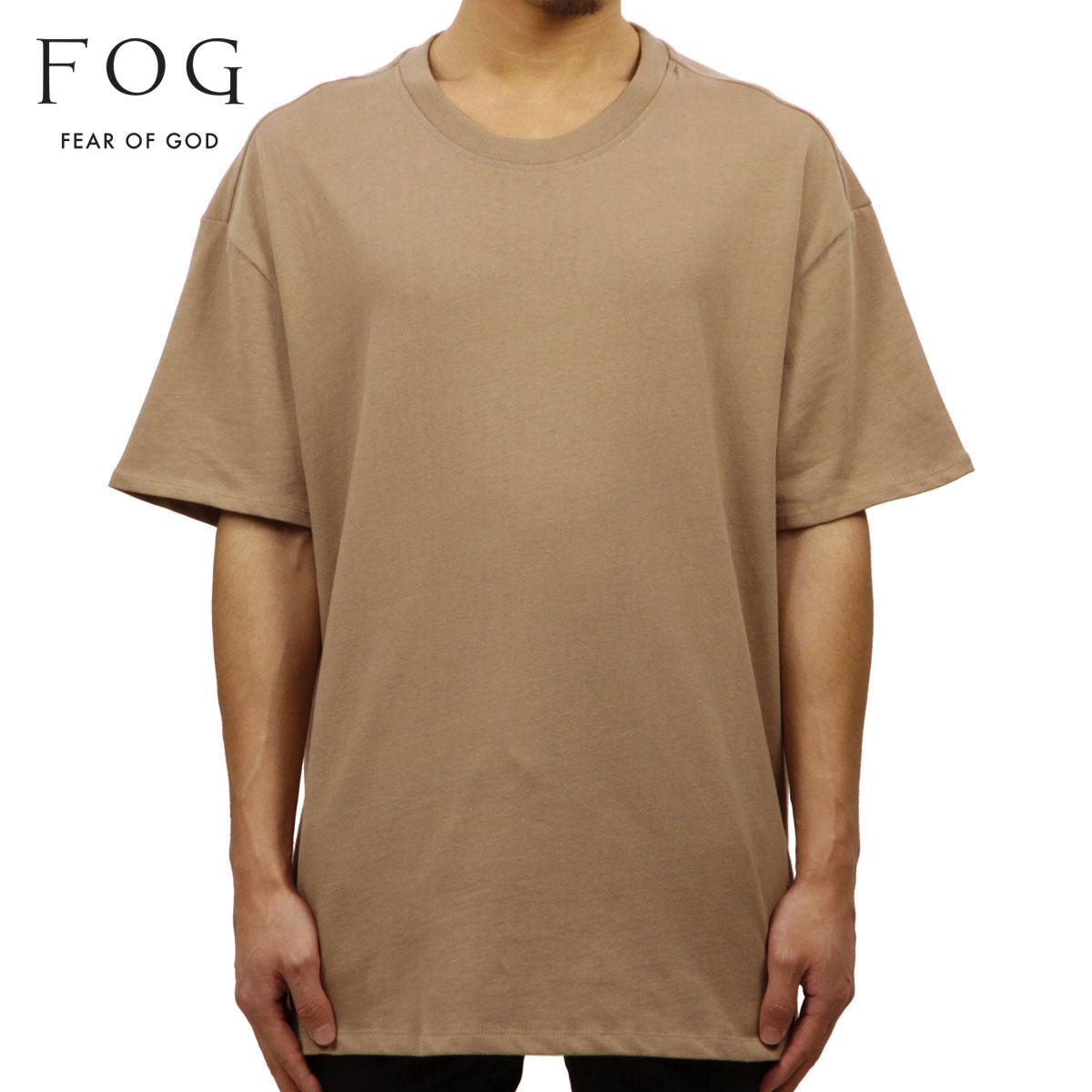 フィアオブゴッド FEAR OF GOD 正規品 メンズ 半袖Tシャツ FOG - FEAR OF GOD ESSENTIALS BOXY T-SHIRT STUCCO