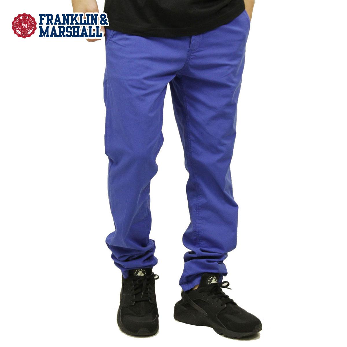 フランクリン マーシャル FRANKLIN&MARSHALL 正規販売店 メンズ チノパン フランクリン マーシャル CHINO PANTS PAMCA419 D00S20