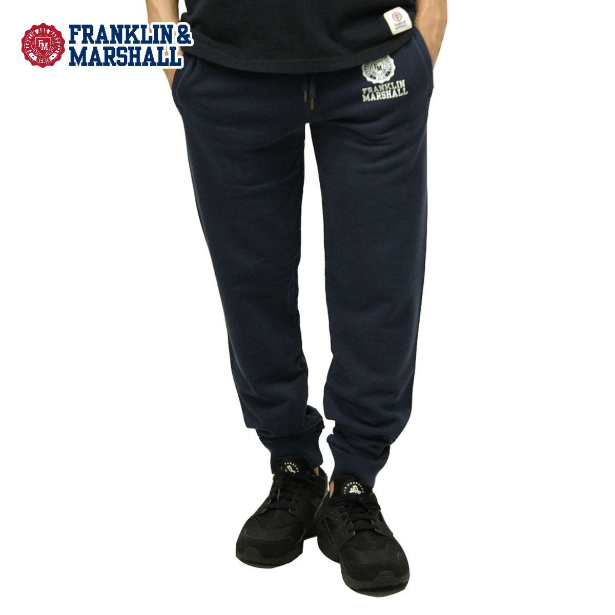 フランクリン マーシャル FRANKLIN&MARSHALL 正規販売店 メンズ スウェットパンツ SWEAT PANTS PAMCA091 D15S25