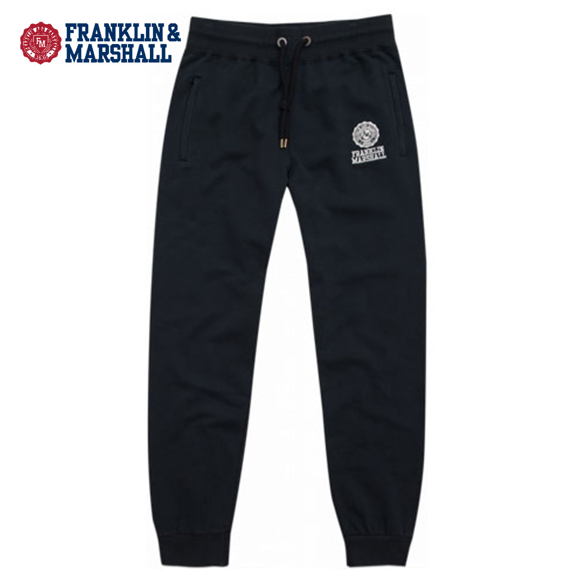 フランクリン マーシャル FRANKLIN&MARSHALL 正規販売店 メンズ スウェットパンツ SWEAT PANTS BLACK PAMCA412 0021 2008 D15S25