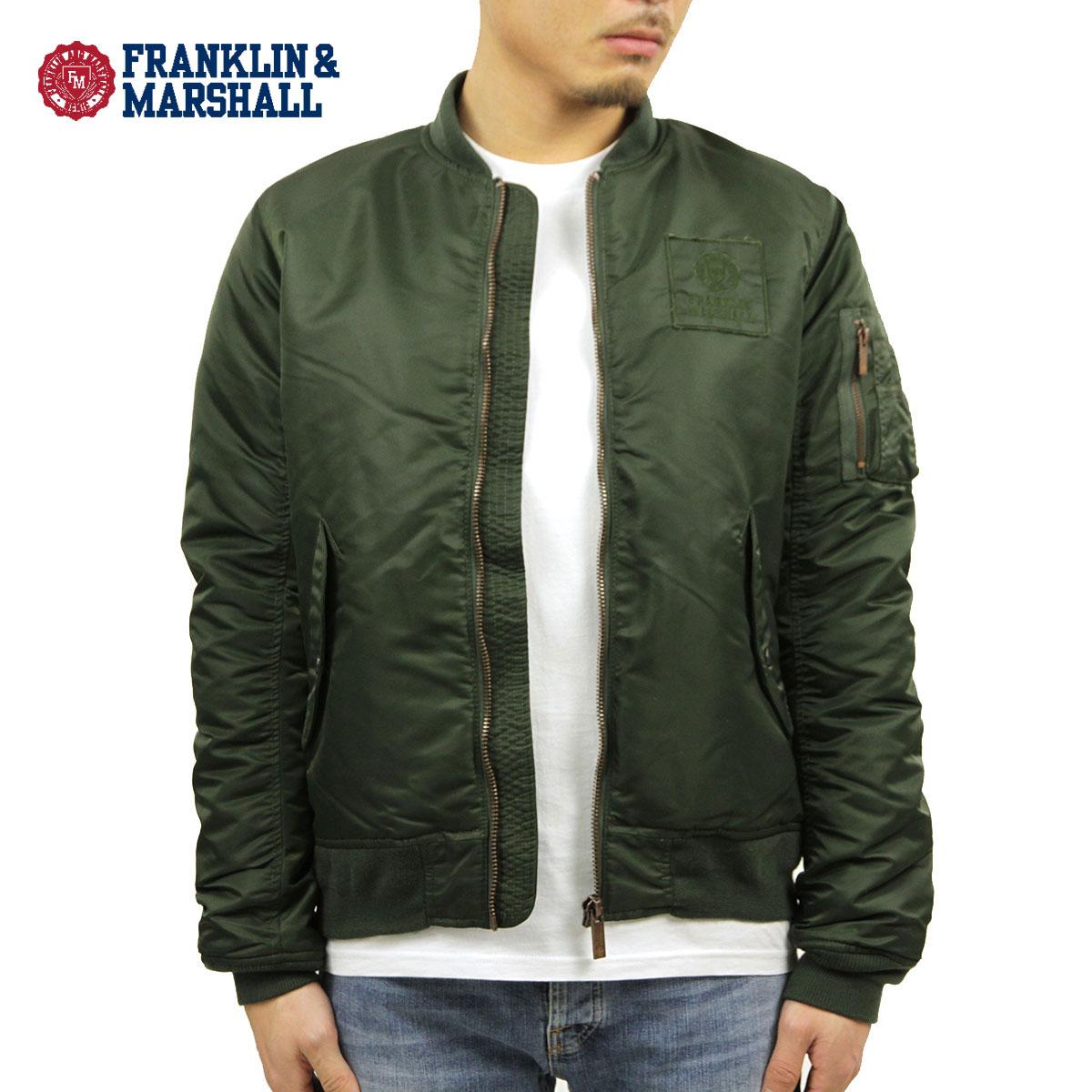フランクリン マーシャル FRANKLIN&MARSHALL 正規販売店 メンズ ジャケット MA-1 MILITARY JKMAL028AN 5021 D00S20