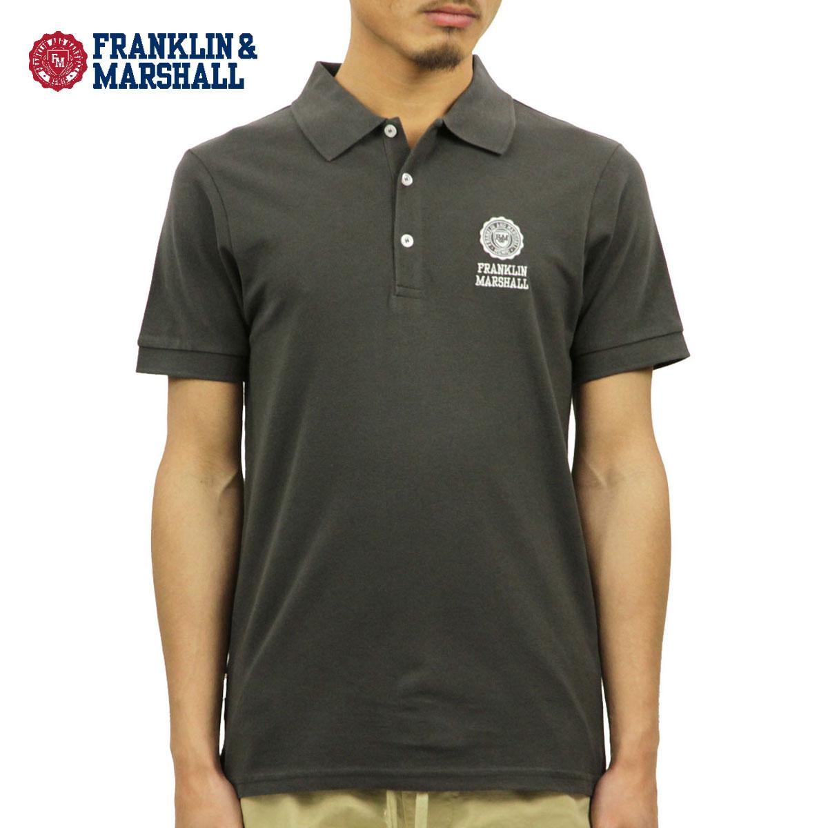5ff341e5 Franklin Marshal FRANKLIN & MARSHALL regular store men short sleeves  polo shirt POLO SHIRT SHADOW ...