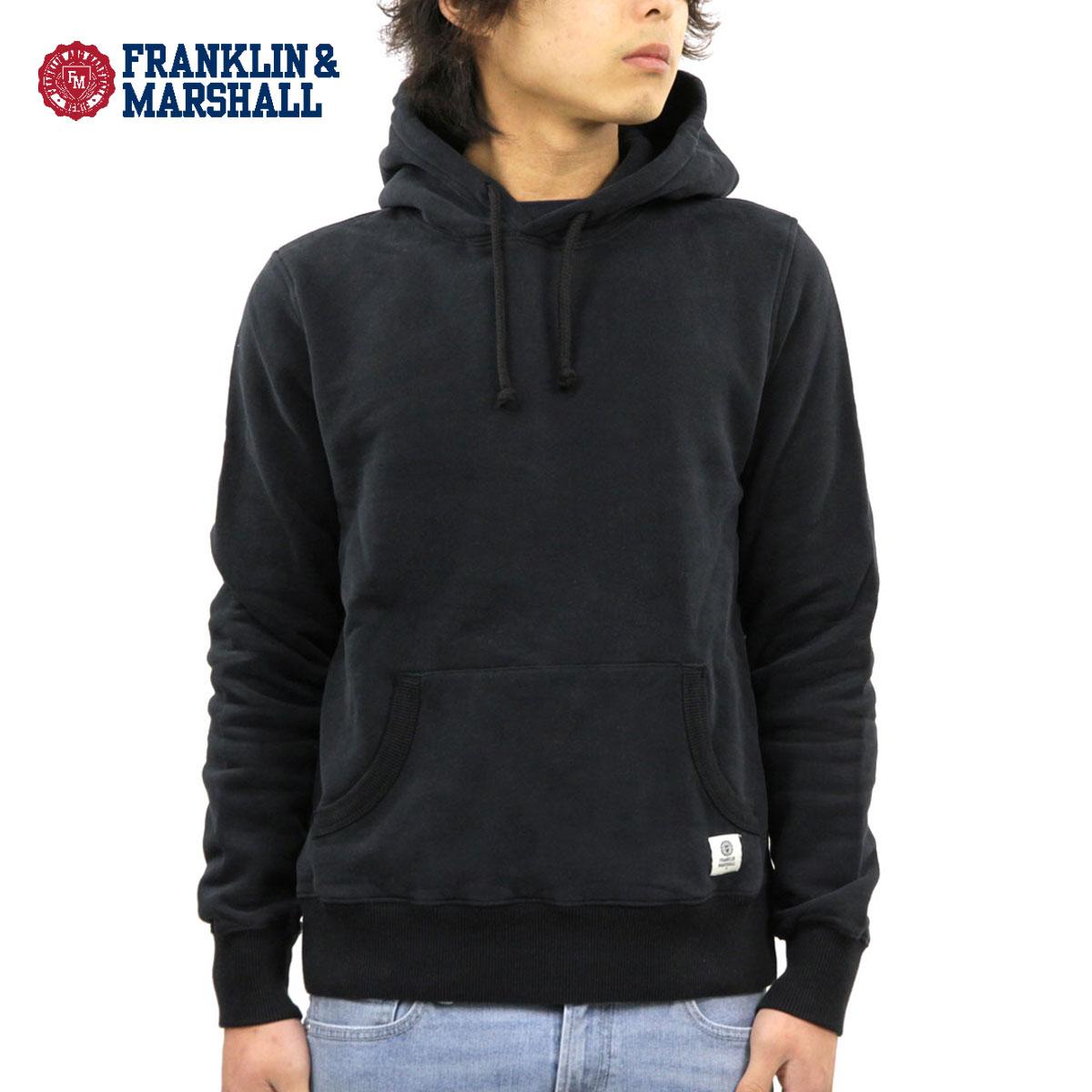 フランクリン マーシャル パーカー メンズ 正規販売店 FRANKLIN&MARSHALL プルオーバーパーカー PULLOVER HOODIE 021 FLMF066AN 0021