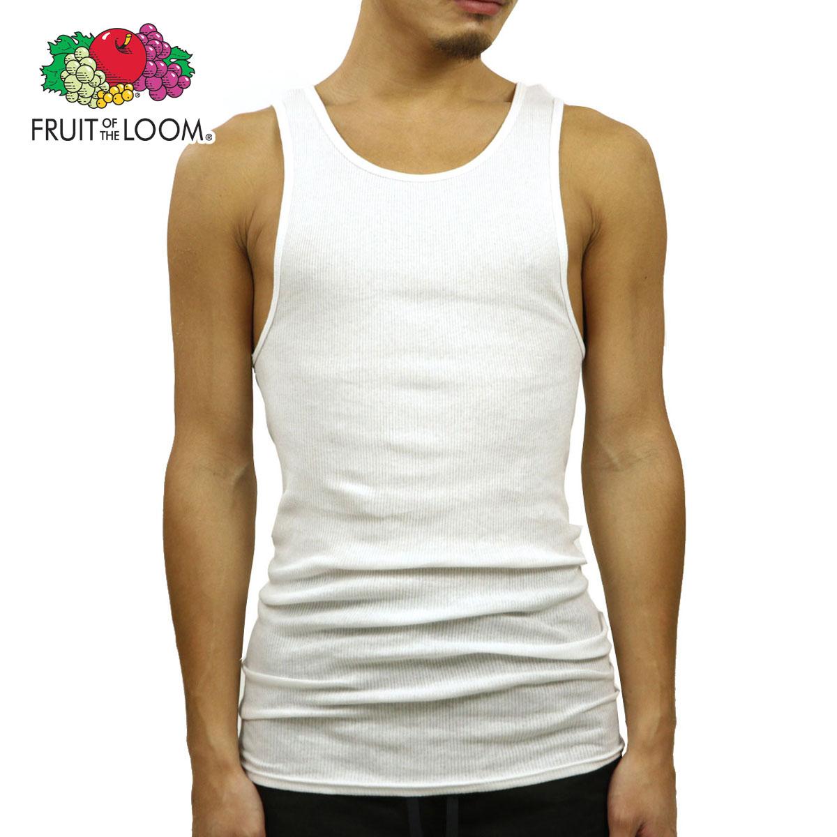 商品合計3980円 税込 以上購入で送料無料 あす楽対応 A42B B1C C7D D3E E01F フルーツオブザルーム タンクトップ メンズ 正規品 Classic Men's THE A-Shirt 下着 アンダーウェア 国内在庫 FRUIT LOOM OF WHITE - Shirts 本物
