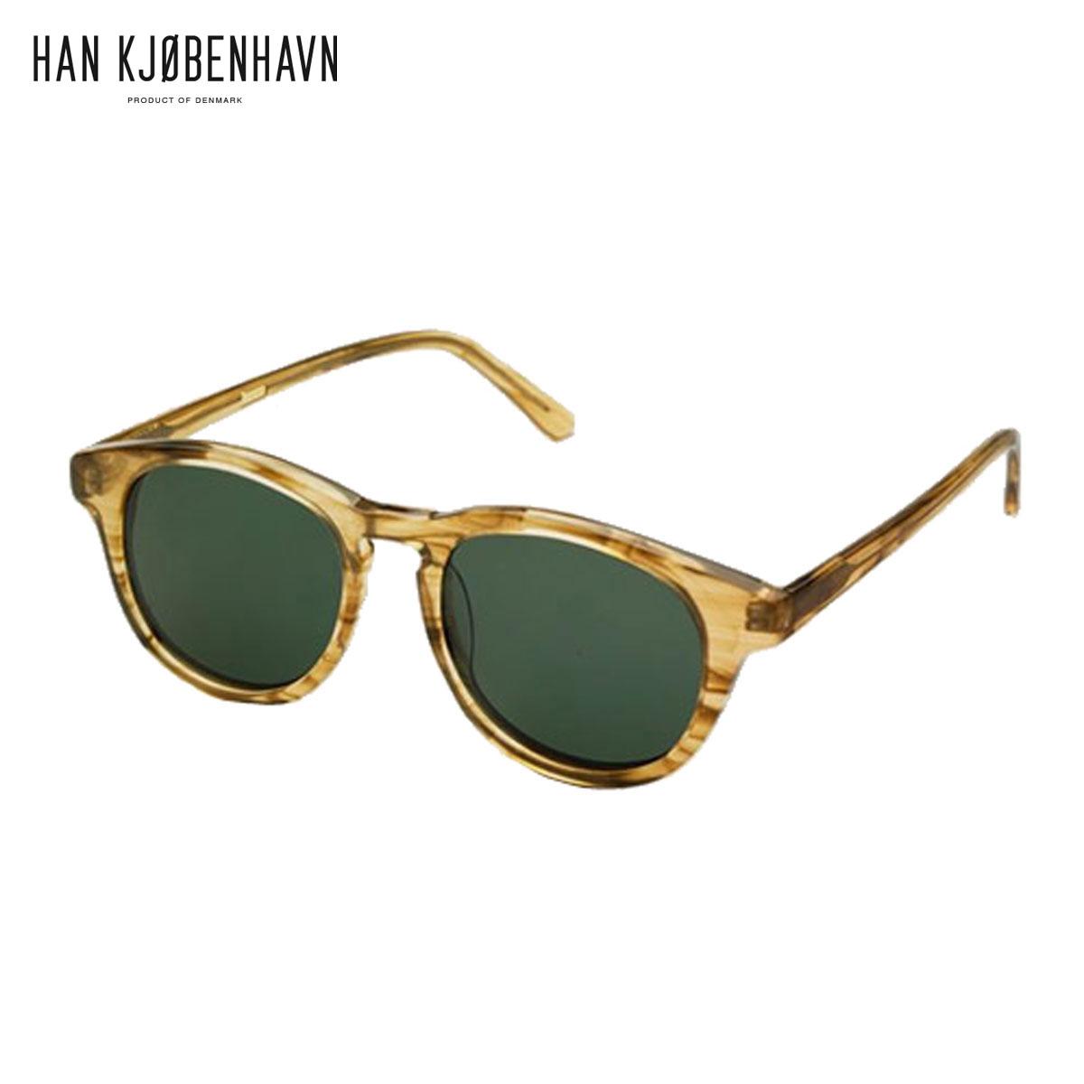 310c60509295 Kahn HAN KJOBENHAVN regular store men sunglasses glasses TIMELESS Horn -  SUN D15S25