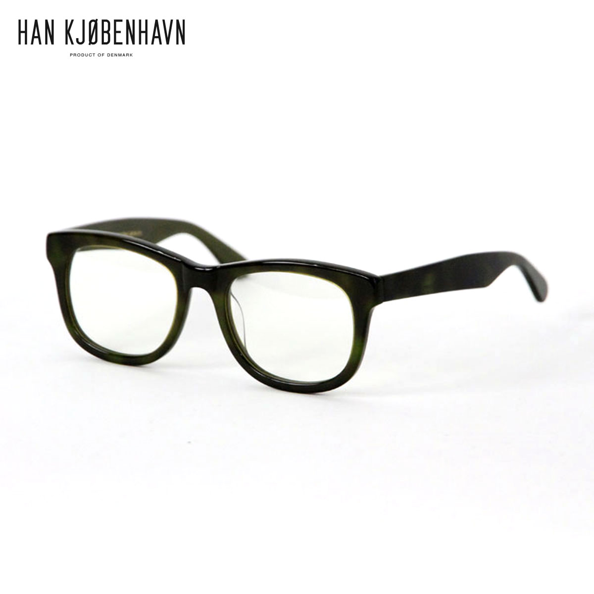 b06805bd609 Han HAN KJOBENHAVN authorized sale store sunglasses WOLFGANG Mash - CLEAR  20P03Dec16