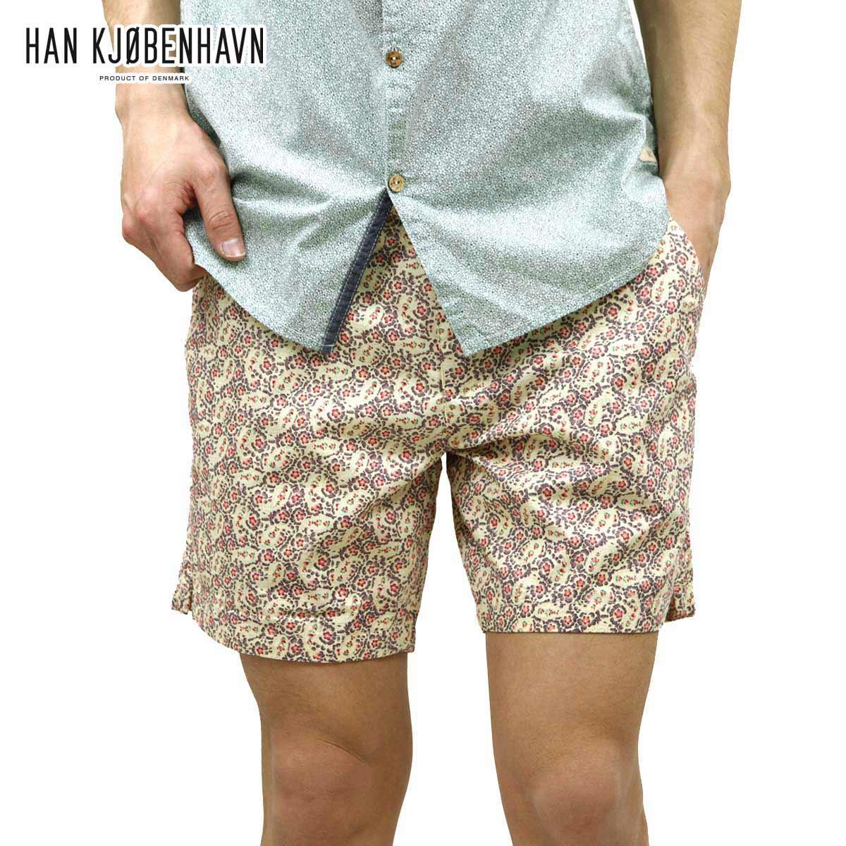 ハン HAN KJOBENHAVN 正規販売店 メンズ ショートパンツ TABLE SHORTS D15S25