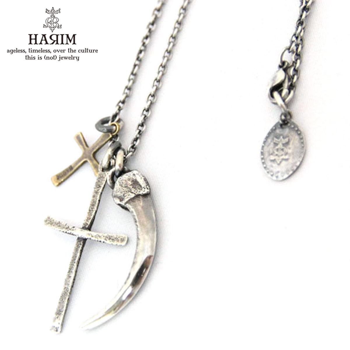 ハリム HARIM 正規販売店 ネックレス HARIM LUCK SET CHARMS NECKLACE HRP095S