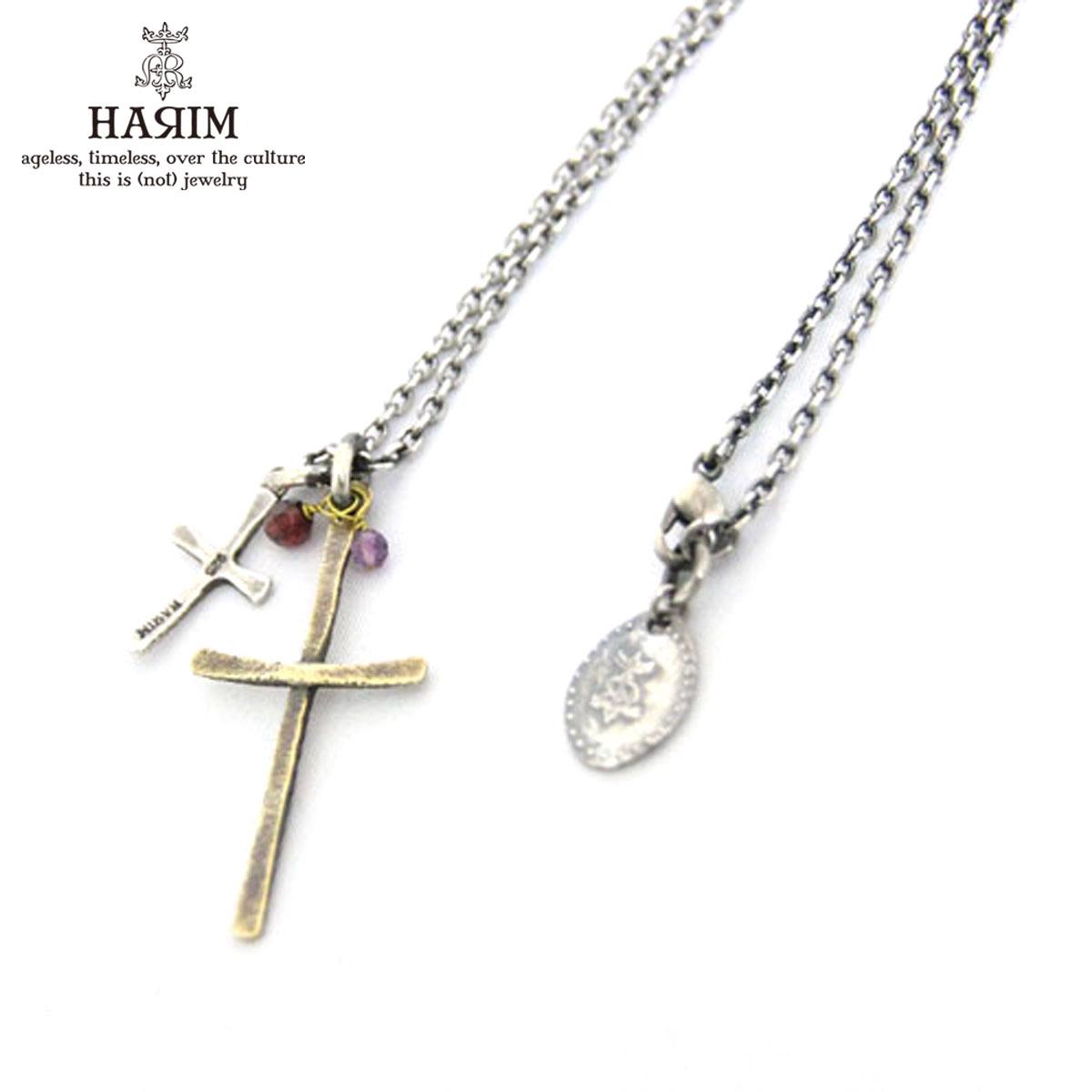 ハリム HARIM 正規販売店 ネックレス WISH set charms Necklace HRP097S
