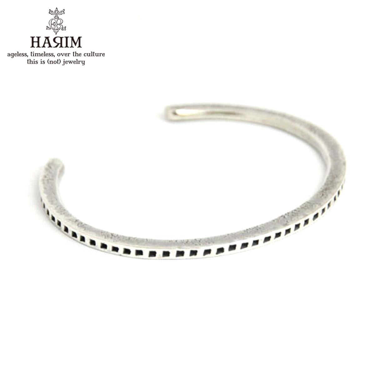 ハリム HARIM 正規販売店 バングル struct bangle silver BANGLE HRA024SV