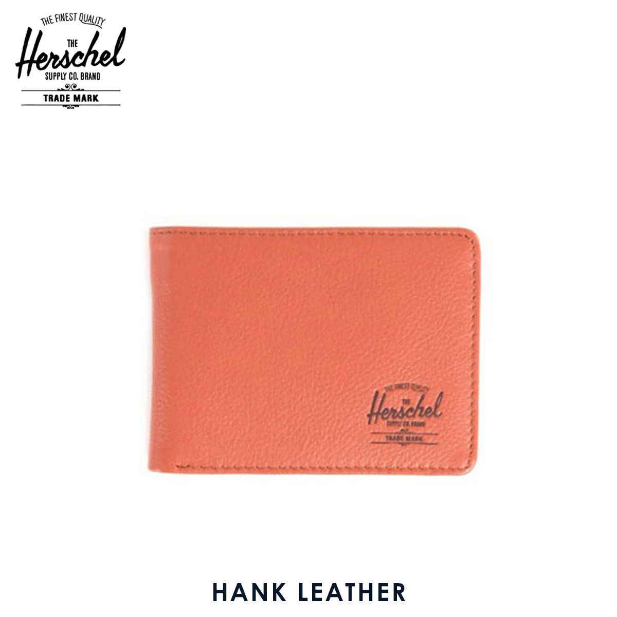 【販売期間 6/4 10:00~6/11 09:59】 ハーシェル サプライ Herschel Supply 正規販売店 10049-00035-OS Hank Leather Camper Ora 父の日