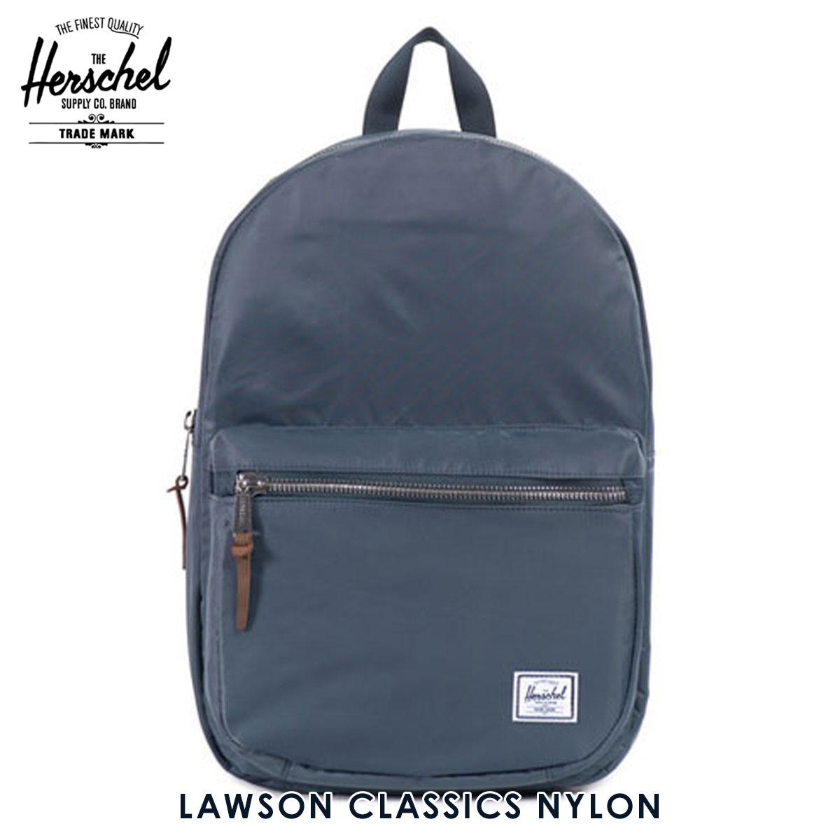 【販売期間 4/2 10:00~4/8 09:59】 ハーシェル サプライ Herschel Supply 正規販売店 バッグ Lawson Classics - Nylon 10179-00588-OS Navy D15S25
