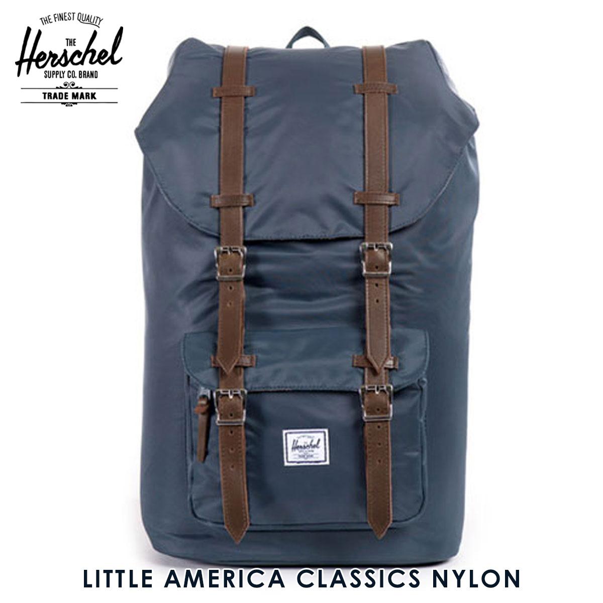 【販売期間 6/4 10:00~6/11 09:59】 ハーシェル バッグ 正規販売店 Herschel Supply ハーシャルサプライ バッグ Little America Classics - Nylon 10 父の日