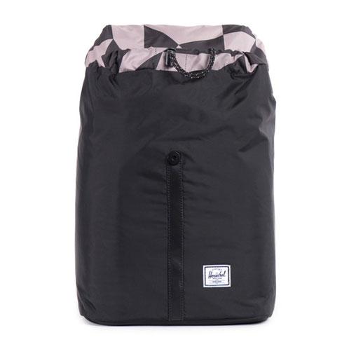 赫谢供给Herschel Supply正规的店铺包Post Classics-Nylon 10021-00587-OS Black