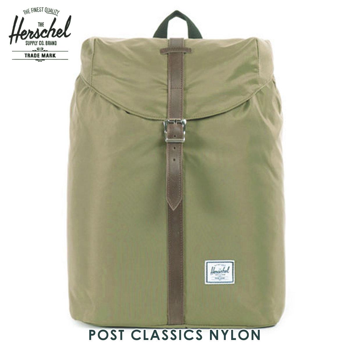 ハーシェル サプライ Herschel Supply 正規販売店 バッグ Post Classics - Nylon 10021-00589-OS Fern D15S25