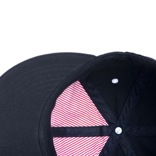 赫謝供給Herschel Supply正規的店鋪蓋子Creston M/L Classics Headwear 1023-0001-ML Black