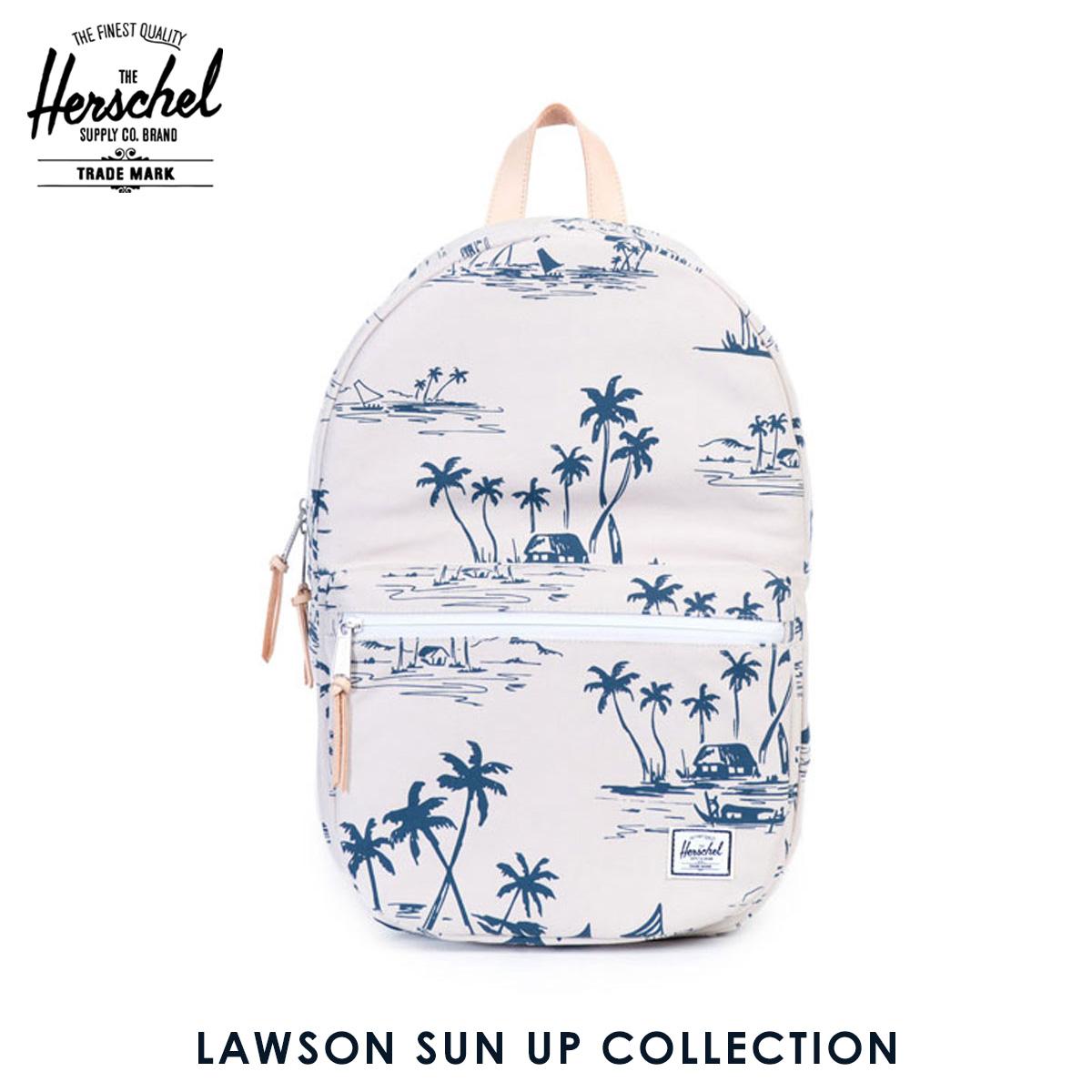 【販売期間 4/2 10:00~4/8 09:59】 ハーシェル サプライ Herschel Supply 正規販売店 バッグ リュックサック Lawson SUN UP COLLECTION 10179-00902-OS Sun Up D15S25