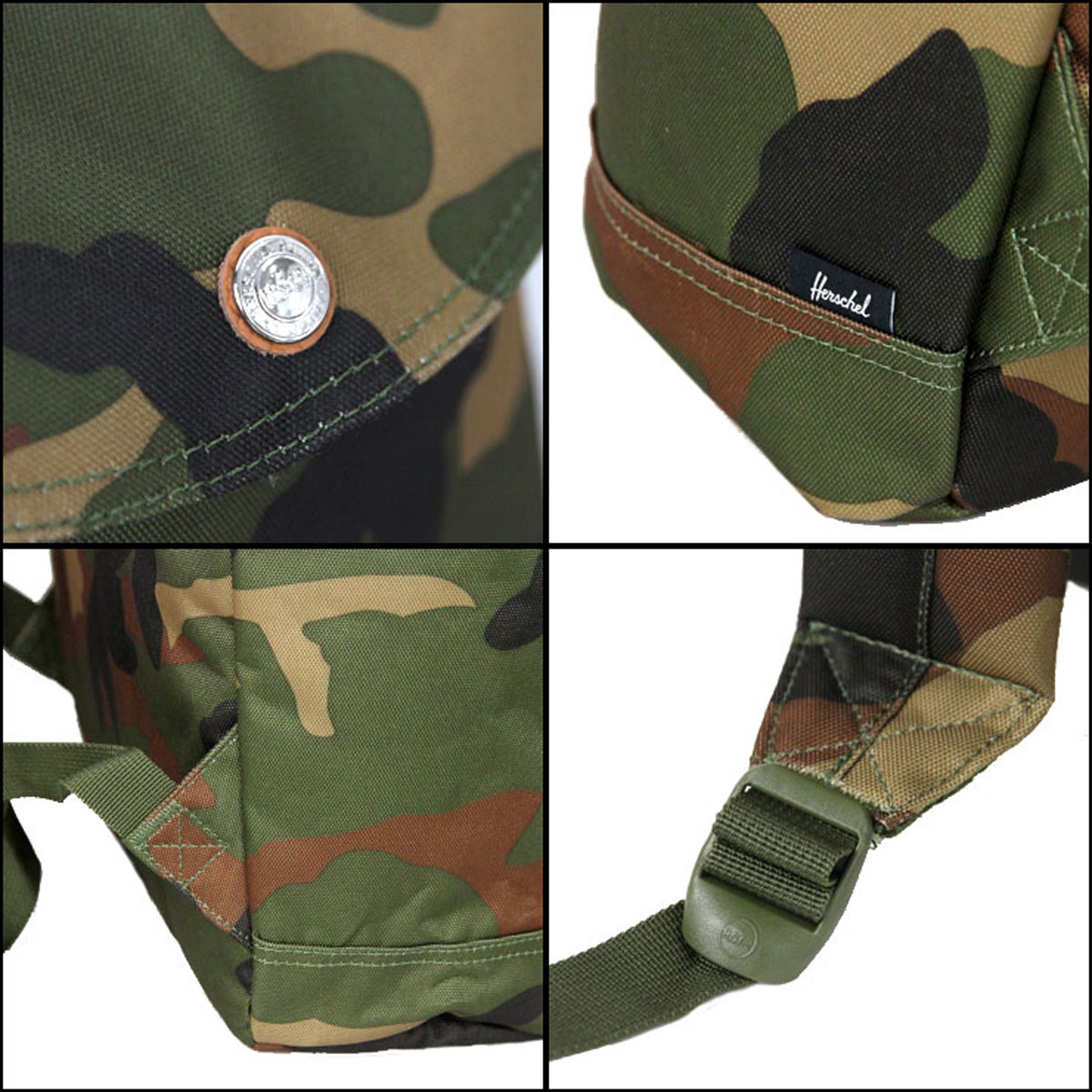 946f39dc4a09 ハーシェル Herschel Supply 正規販売店 バッグ リュックサック Reid Classics Backpacks 10182-00032-