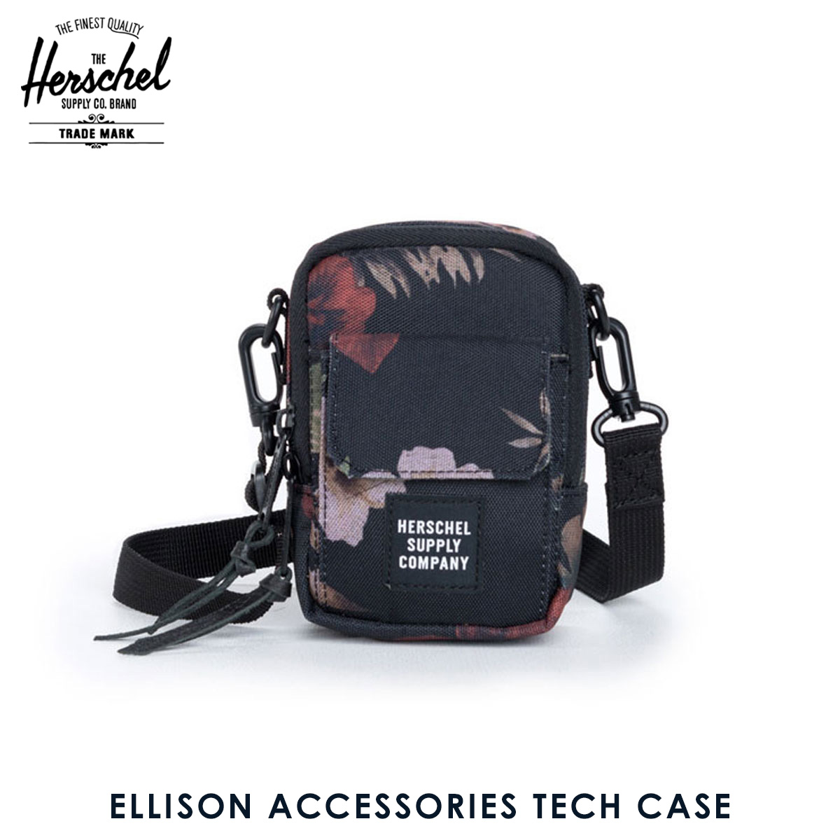 498c7ecd941 Herschel Herschel Supply regular sale shop case Ellison Accessories Tech  Case 10243-00910-yos Hawaiian Camo 10P28Sep16