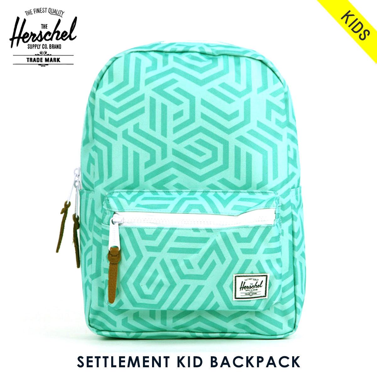 c1c85532a034 Rakuten Ichiba shop MIXON  Herschel supply Herschel Supply regular sale  shop bag rucksack SETTLEMENT KID BACKPACK 10074-01208-OS TEAL METRIC  20P03Dec16 ...