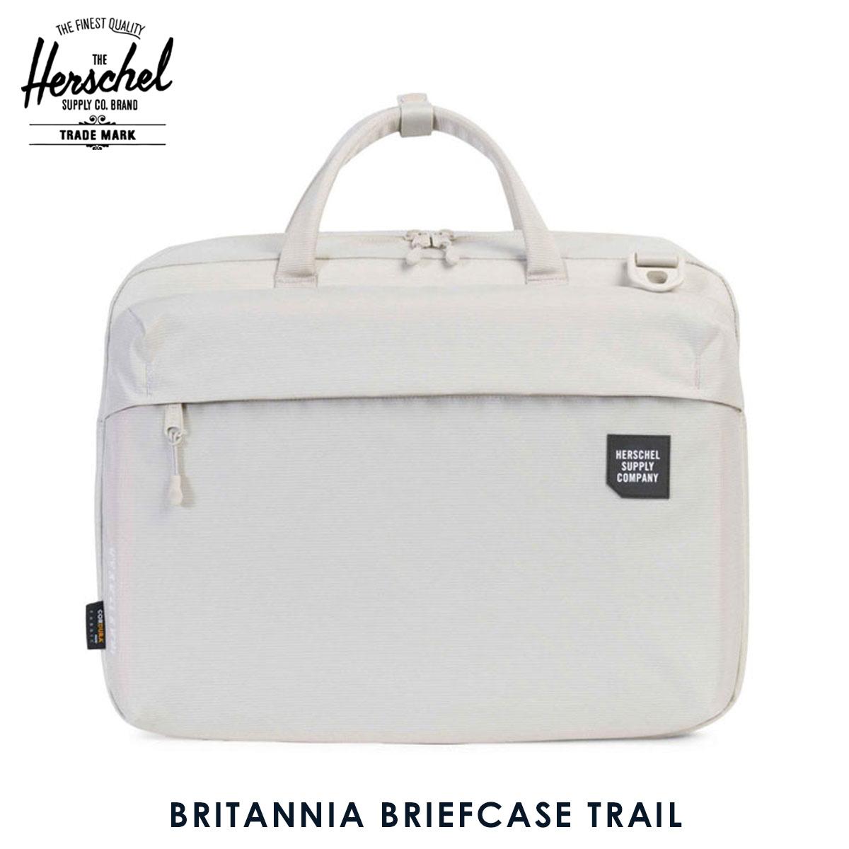 ハーシェル サプライ Herschel Supply 正規販売店 ブリーフケース BRITANNIA BRIEFCASE TRAIL 10273-01388-OS MOONSTRUCK D00S15