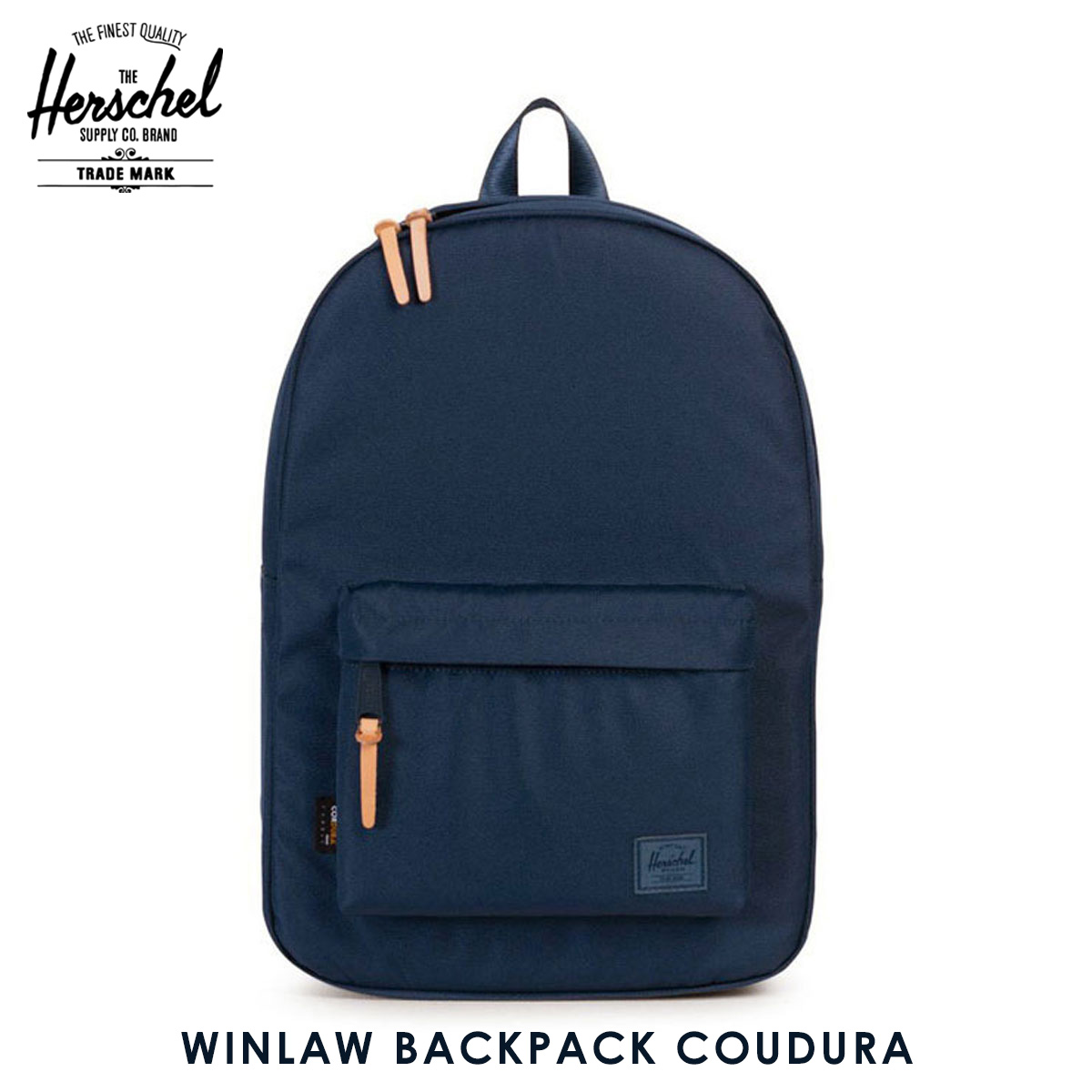 c038c25d968 Herschel supply Herschel Supply regular sale shop bag rucksack WINLAW  BACKPACK COUDURA 10230-01217-OS NAVY