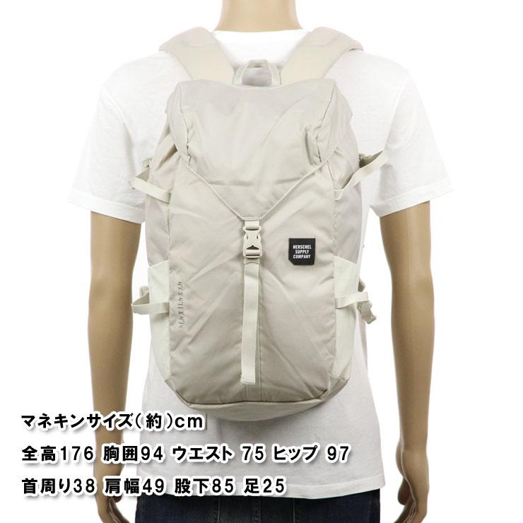 Hershel Herschel Supply regular store bag BARLOW BACKPACK LARGE TRAIL  10319-01388-OS MOONSTRUCK 58044fcf389d2