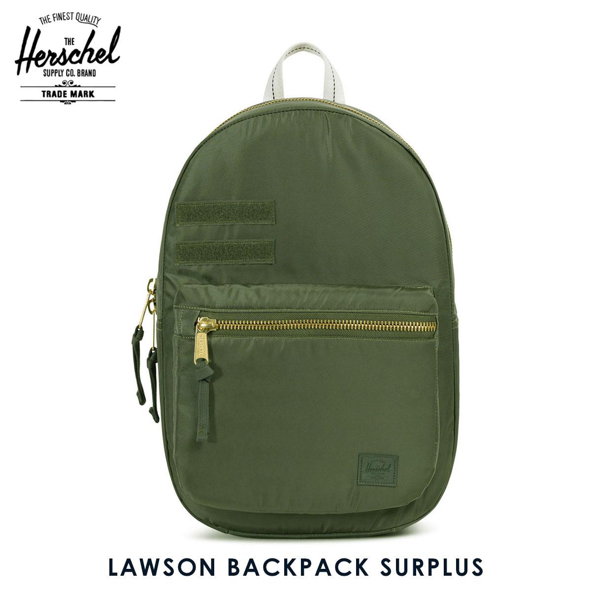 ef18b38be9e Hershel supply Herschel Supply regular store bag rucksack backpack LAWSON  BACKPACK SURPLUS 10179-01827-OS BEETLE