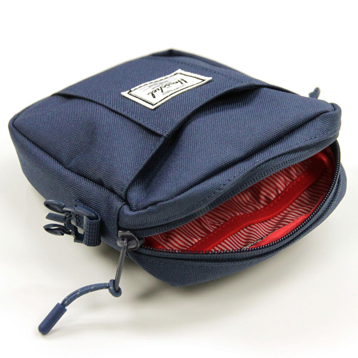 1ab99f8b27 ... Hershel supply Herschel Supply regular store bag shoulder bag CRUZ POUCH  CLASSICS | HIP SACKS 10388 ...