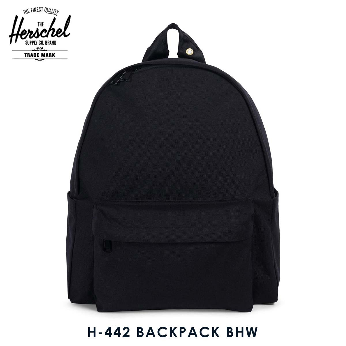 578b750cb8da Hershel supply Herschel Supply regular store bag rucksack backpack H-442  BACKPACK BHW 10416-01981-OS BLACK