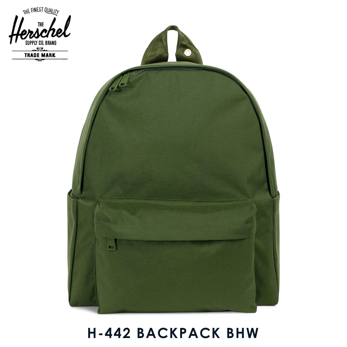 15%OFFセール 【販売期間 6/4 20:00~6/11 01:59】 ハーシェル バックパック 正規販売店 Herschel Supply ハーシェルサラプライ リュックサック バッグ H-442 BACKPACK BHW 10416-01983-OS ARMY 父の日