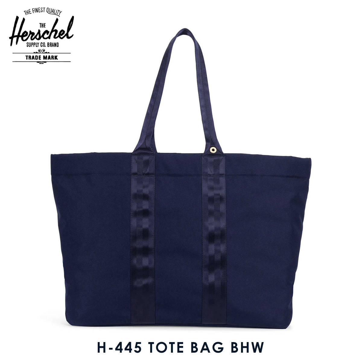 15%OFFセール 【販売期間 6/4 20:00~6/11 01:59】 ハーシェル バッグ 正規販売店 Herschel Supply ハーシャルサプライ 鞄 トートバッグ H-445 TOTE BAG BHW 10418-01982-OS PEACOAT 父の日