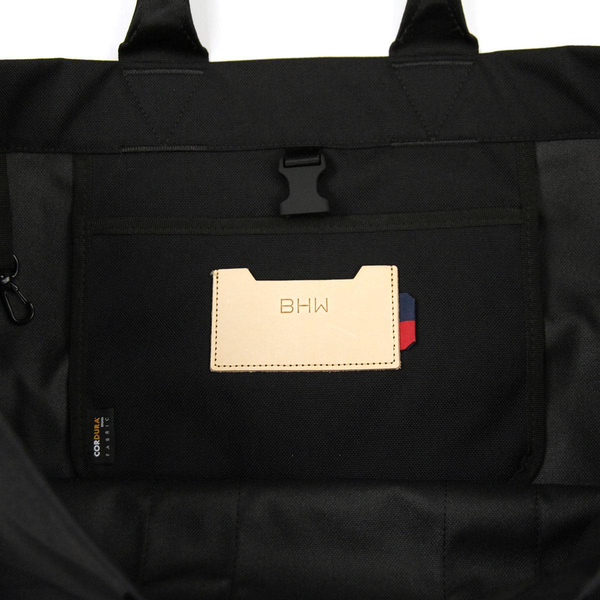 8a7029dd49 Hershel supply Herschel Supply regular store bag tote bag H-445 TOTE BAG  BHW 10418-01981-OS BLACK