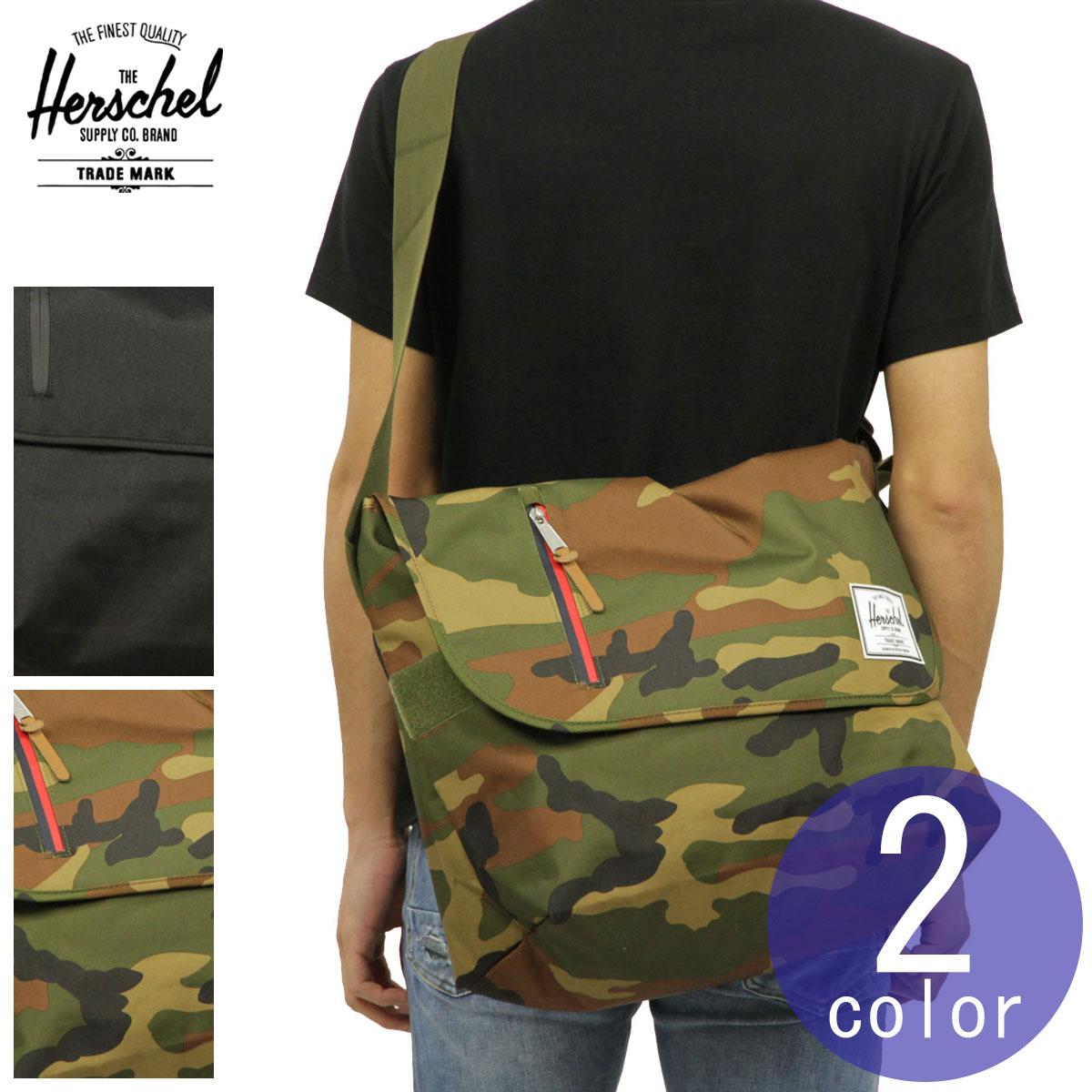 【ポイント10倍 6/4 20:00~6/11 01:59まで】 ハーシェル バッグ 正規販売店 Herschel Supply ハーシャルサプライ 鞄 ショルダーバッグ メッセンジャーバッグ ODELL MESSENGER BAG CLASSICS | MESSENGERS 10262-OS 父の日