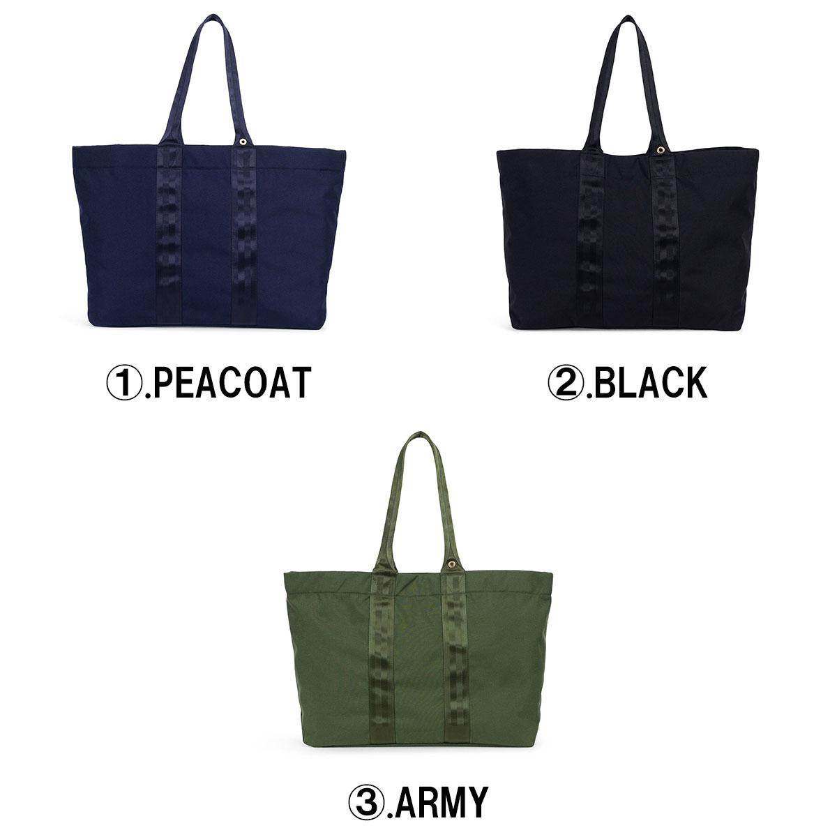 af04f3657e Hershel supply Herschel Supply regular store bag tote bag H-445 TOTE BAG  BHW 10418-OS