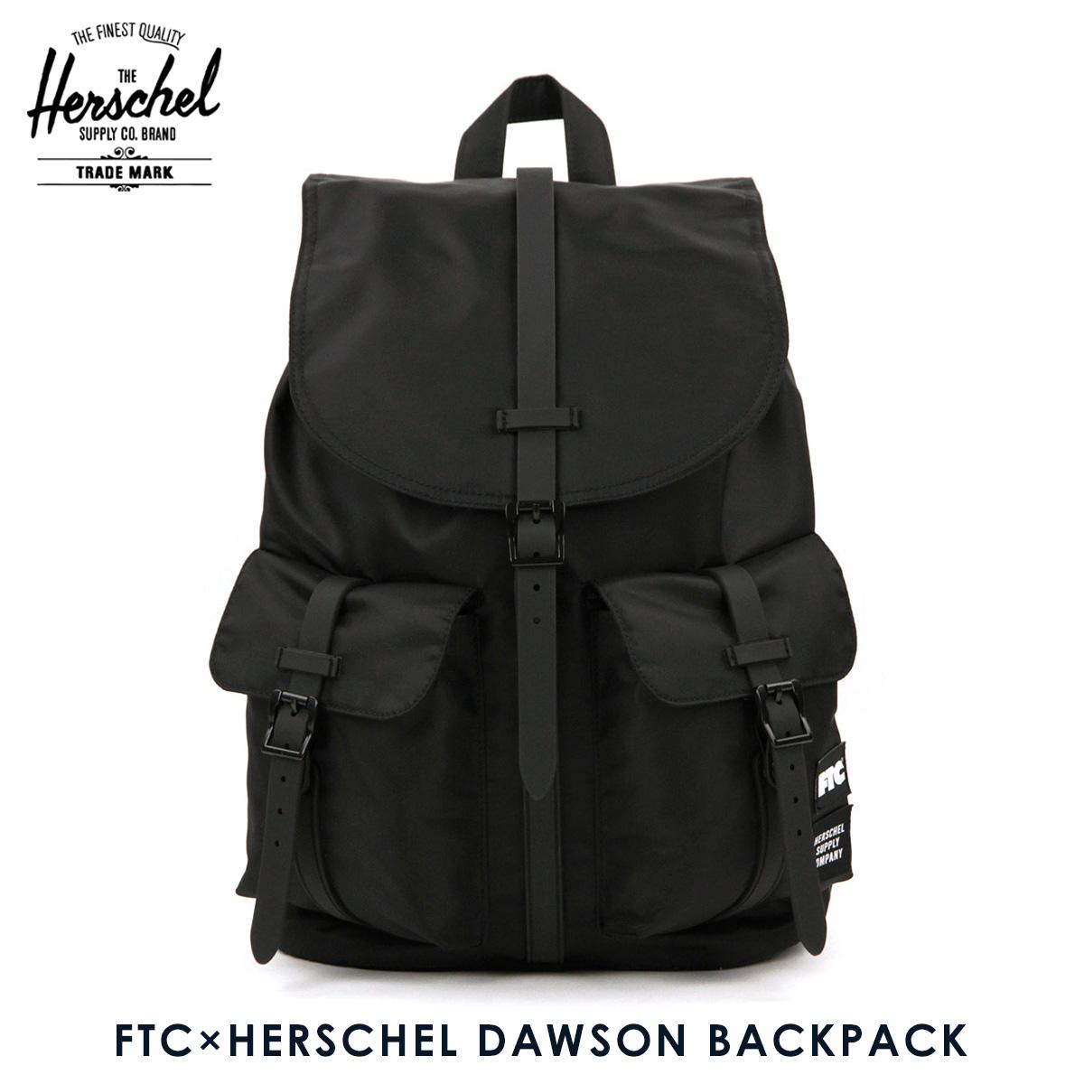 Hershel Herschel Bag Backpack Ftc X Dawson Ftc018hsa01black 20 5l