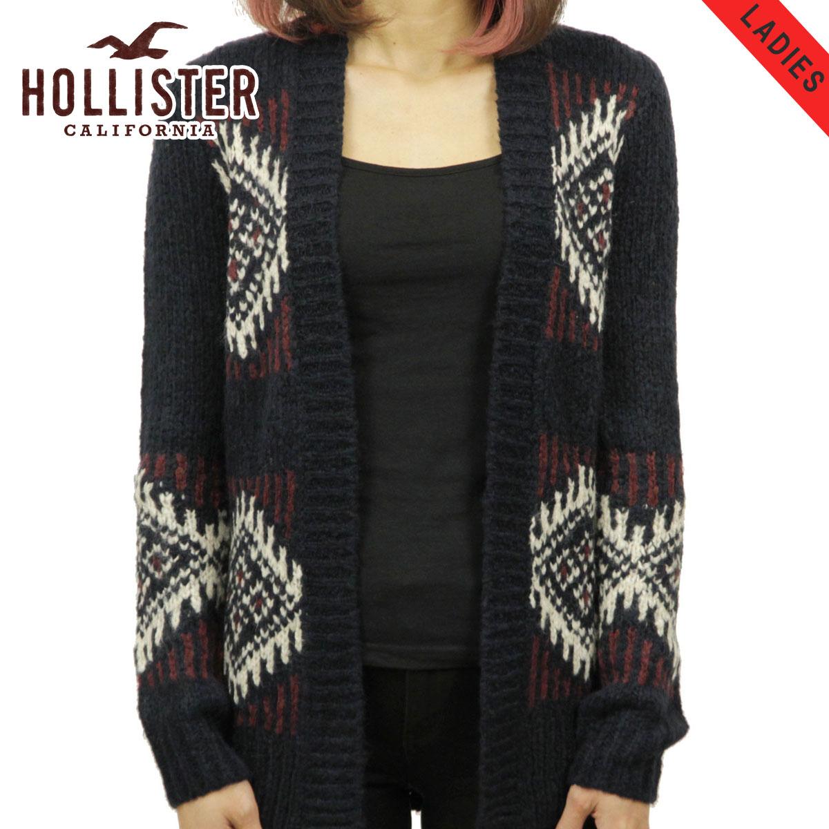 ホリスター セーター レディース 正規品 HOLLISTER カーディガン Cable Knit Cardigan 350-508-0538-208