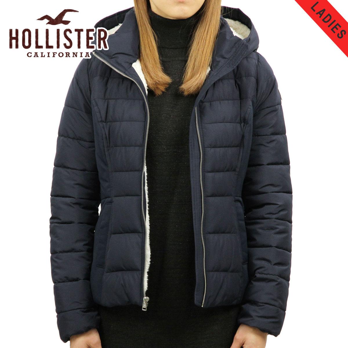 ホリスター HOLLISTER 正規品 レディース アウタージャケット Sherpa Lined Puffer Jacket 344-445-0495-200 D00S20