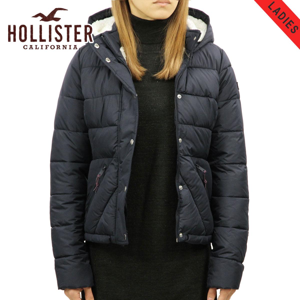 ホリスター HOLLISTER 正規品 レディース アウター パファージャケット Sherpa-Lined Puffer Jacket 344-445-0570-200
