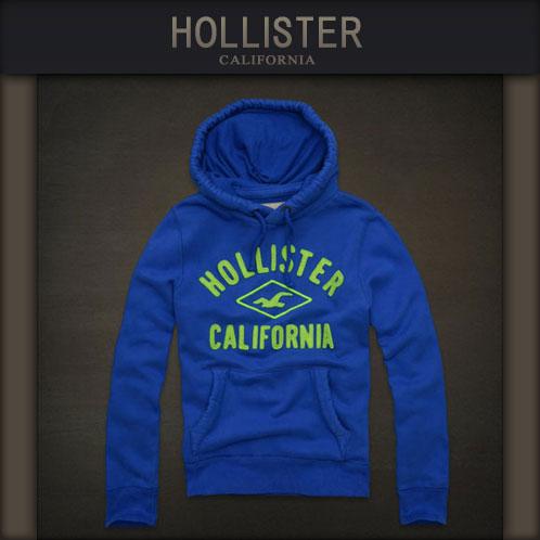 blue hollister