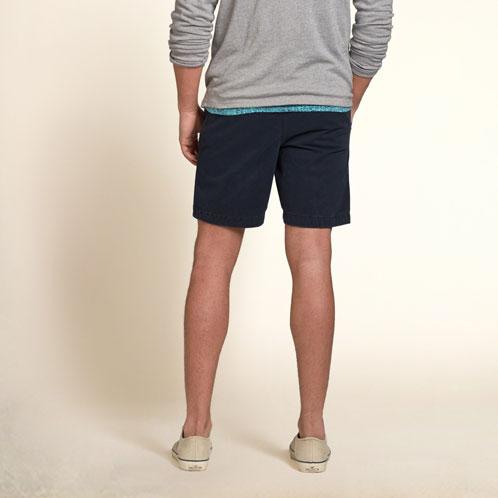 霍利斯特霍利斯特 AE 男士短褲霍利斯特海灘準備適合短褲 Inseam 7 英寸 328-281-0489年-023