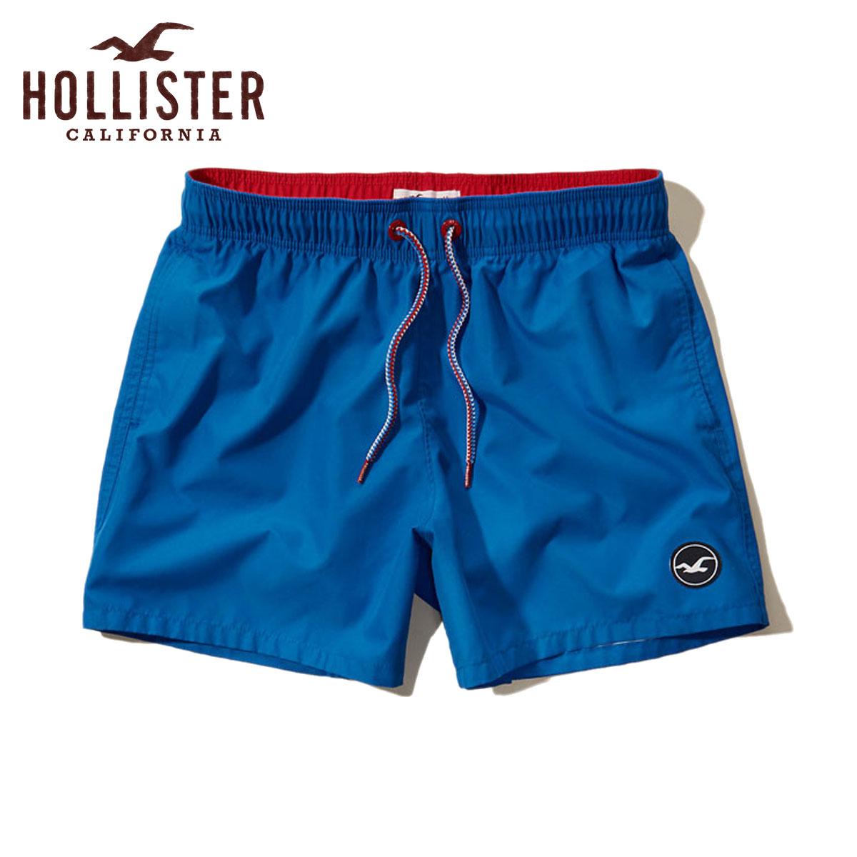 06303aef08 Hori star HOLLISTER regular article men swimming underwear swimsuit  Contrast Guard Fit Swim Shorts 333- ...