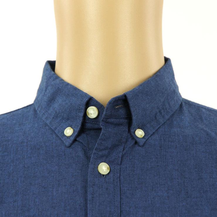 霍利斯特霍利斯特 AE 男式长袖衬衫固体府绸衬衫史诗 Flex 325-259-1586年-200