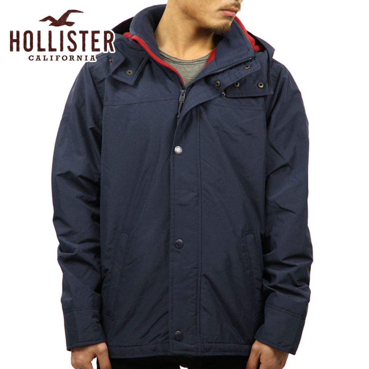 ホリスター HOLLISTER 正規品 メンズ アウタージャケット All-Weather Fleece Lined Jacket 332-328-0682-200 D00S20